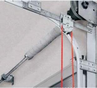ручная тяга с тросом или круглой стальной цепью